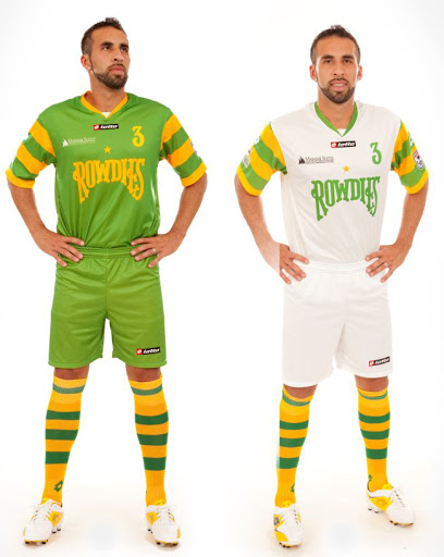 14+ Tampa Bay Rowdies Jersey